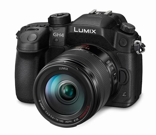 Panasonic's 4K-capable Lumix GH4 DSLM camera launches globally in spring.