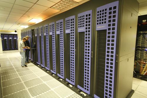 Catalyst supercomputer at the Lawrence Livermore National Laboratory