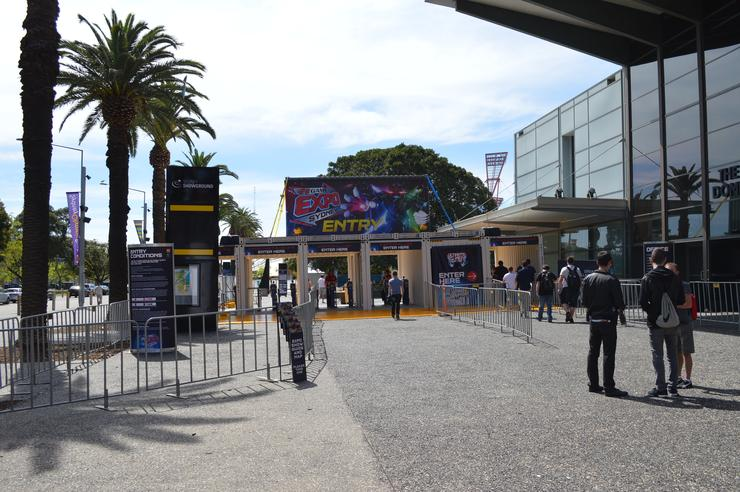EB Expo returned back to Olympic Park in Sydney