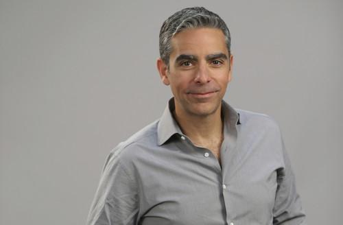 David Marcus, formerly PayPal's president, now head of mobile messaging at Facebook.