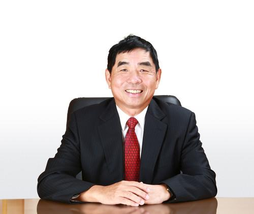 Acer's new chairman George Huang.