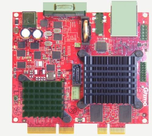 Open-source Gizmo Board with AMD's x86 processor