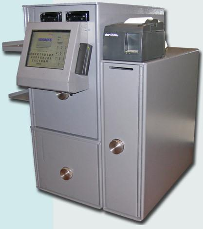 The doors on a CompuSafe Galileo from Brinks can be opened using 100 lines of code inserted using the safe's USB port, security researchers say.