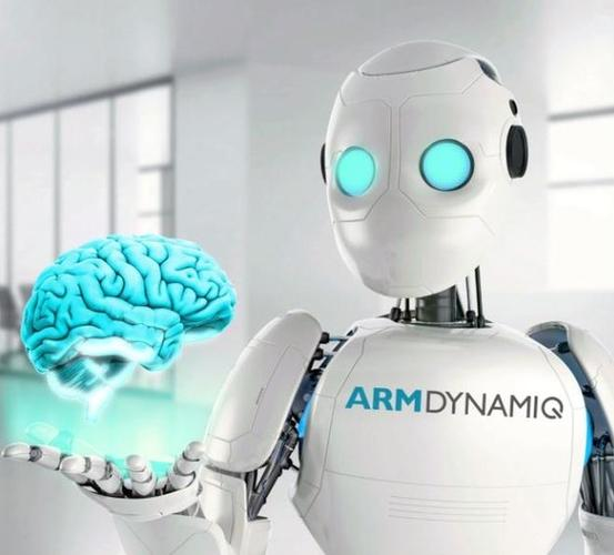 ARM Announce New 'DynamIQ' Heterogeneous Architecture