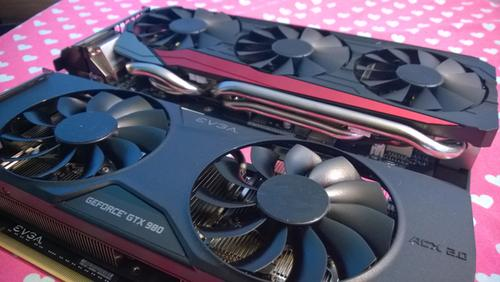 All new graphics cards, like the EVGA GTX 980 FTW and the Asus Strix Fury, support DirectX 12.