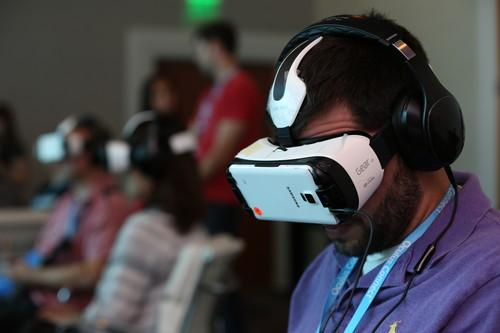 Samsung's Gear VR will be the first consumer-grade virtual reality available for purchase.