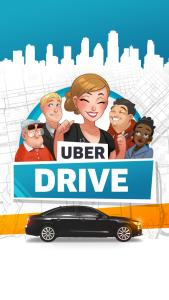 UberDrive title screen
