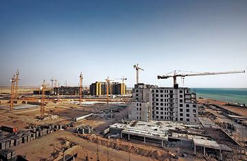 Saudi Arabia's King Abdullah Economic City