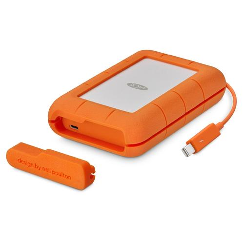 Bright orange looks striking but is functional when rummaging though a bag in the dark.