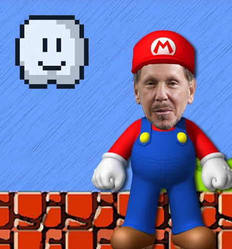 Larry Ellison recently expressed his displeasure with kids who play video games all day.