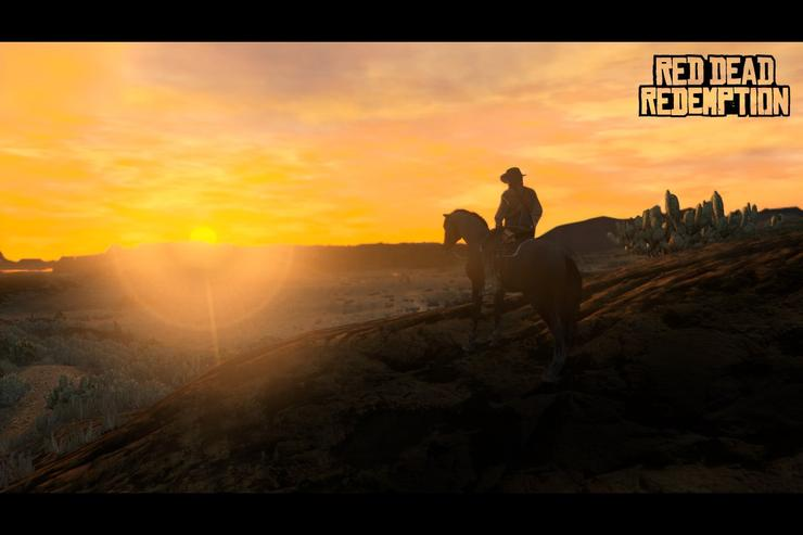 Red Dead Redemption.