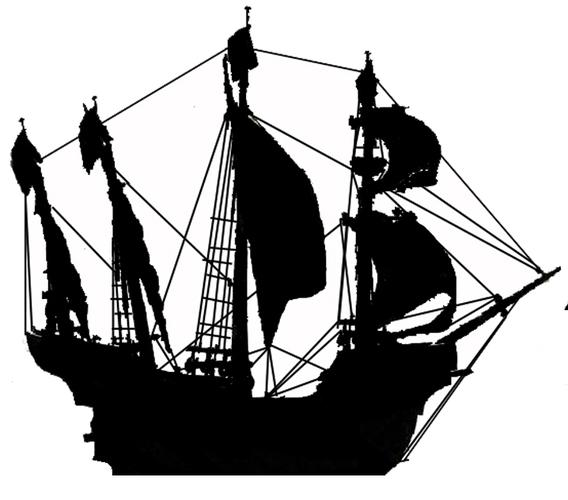 Pirate Bay - one ship in an ocean of digital piracy.