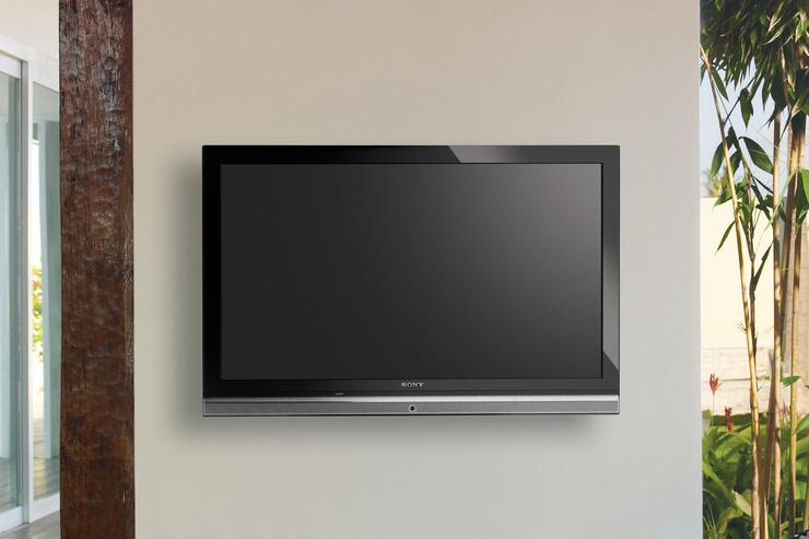 Sony believes that green technology is the future of television - this WE5 series consumes less power than two light bulbs.
