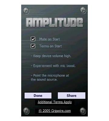 Microsoft shows how to port Amplitude from the iPhone to Windows Mobile