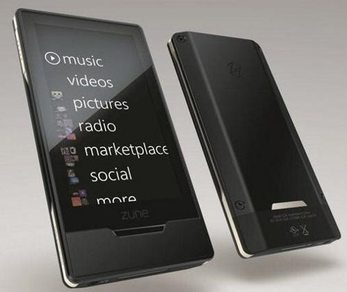 The Zune HD is the first confirmed user of Nvidia's Tegra System-on-Chip (SoC).
