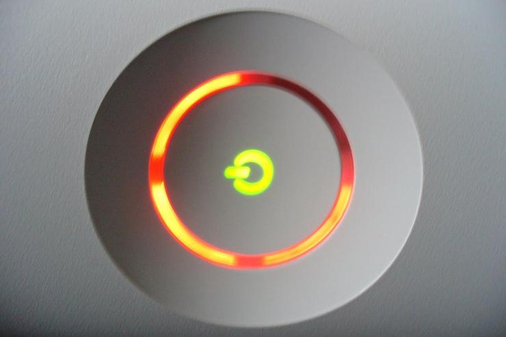 The red ring of death.