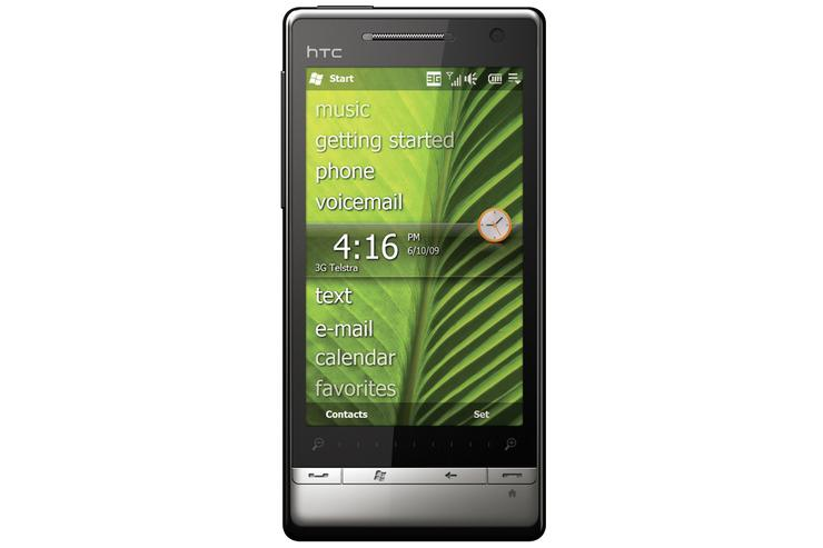 HTC's Touch Diamond2 will be the first smartphone in Australia to come with Windows Mobile 6.5