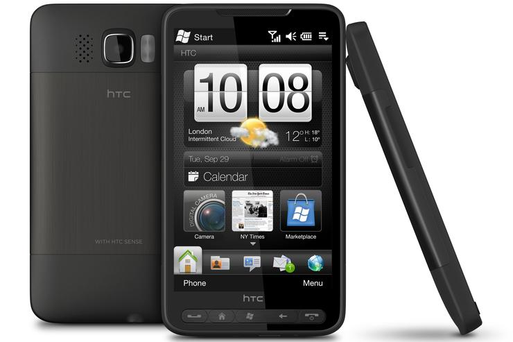 HTC's HD2 smartphone is initially exclusive to Telstra in Australia.