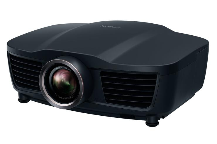 The new Epson EH-R4000 home theatre projector