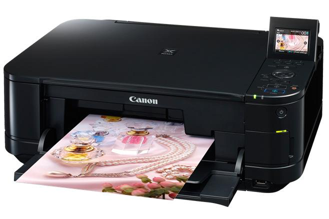 Canon's PIXMA MG5150 inkjet multifunction printer.