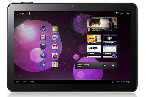 The Samsung Galaxy Tab 10.1v will launch exclusively through Vodafone in Australia from 4 May