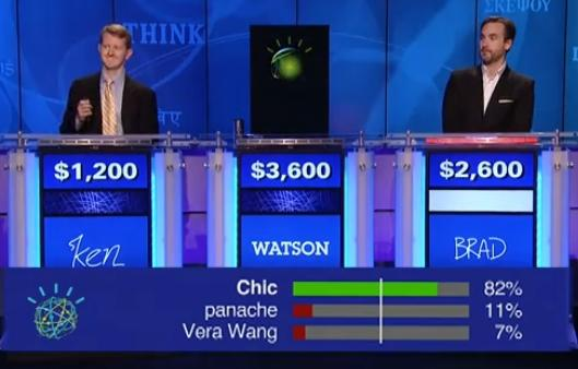 IBM's Watson takes on Jeopardy champs and wins