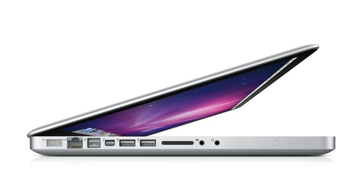Apple's new MacBook Pro with Thunderbolt technology