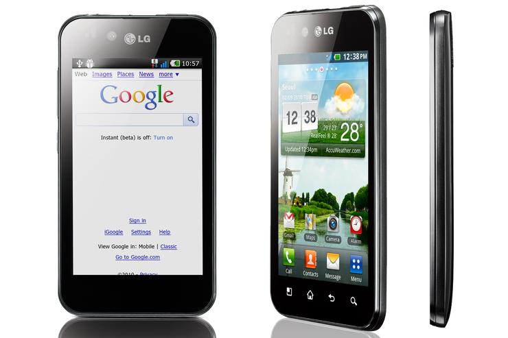 LG's Optimus Black is one of four Android phones that the company has confirmed will be updated to the latest Ice Cream Sandwich version of Android