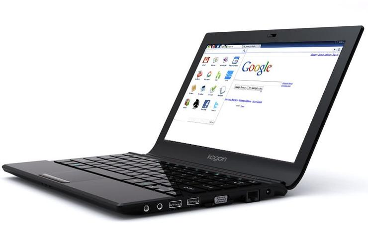 Kogan's Agora 12in Chromium OS-based laptop is on sale now for $349.