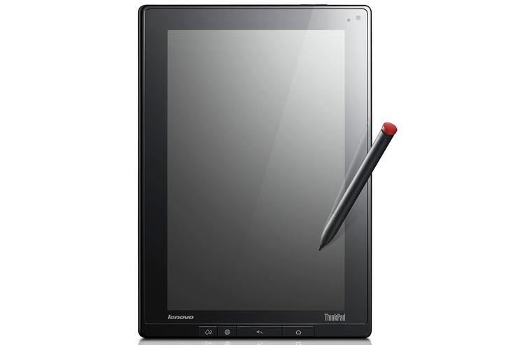 Lenovo's ThinkPad Tablet