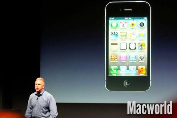 Apple's Phil Schiller and the iPhone 4S