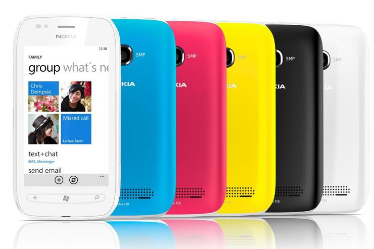 Nokia's Lumia 710 will cost just $379 and will launch in Australia next month