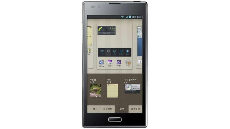 LG's Optimus LTE2, slated for release in Korea next month, is one smartphone that may be released in Australia.