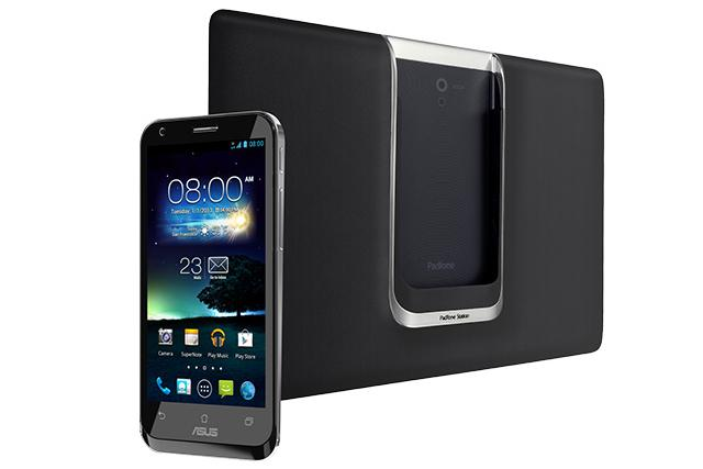 The ASUS Padfone 2 won't hit Australia until 2013