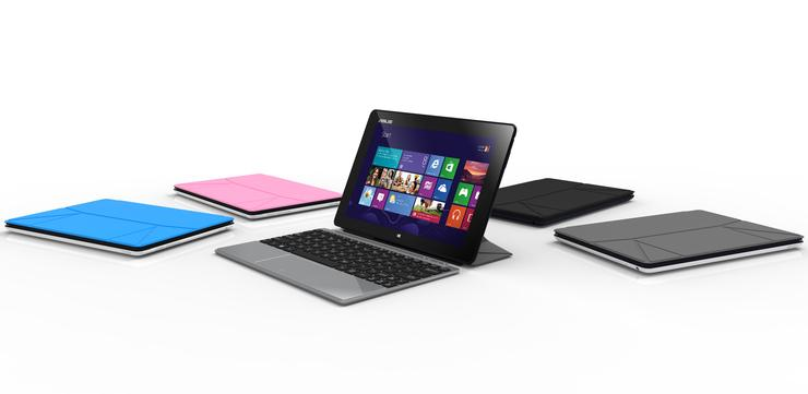 ASUS VivoTab Smart with Sleeves and Bluetooth keyboard