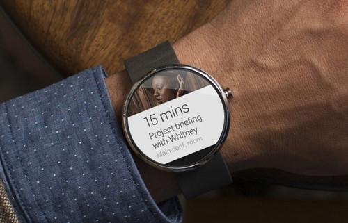 Motorola's upcoming Moto 360 smartwatch was designed, first and foremost, for mainstream consumer appeal.