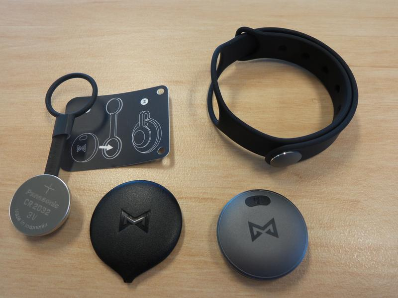 Hands-on with the Misfit Shine physical activity monitor
