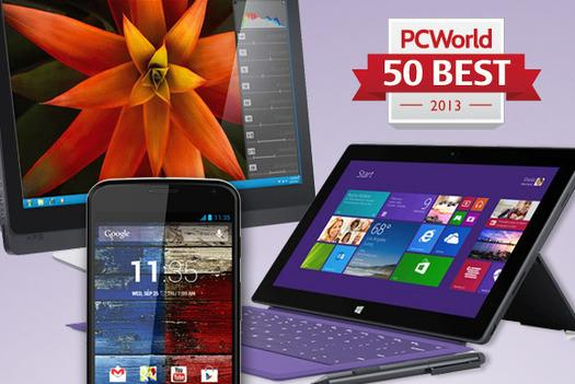 In Pictures: 50 best tech products of 2013