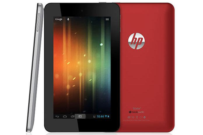 Hands-on with the HP Slate 7, a $199 Android tablet