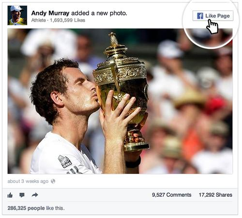 Facebook posts coming to the wider Web