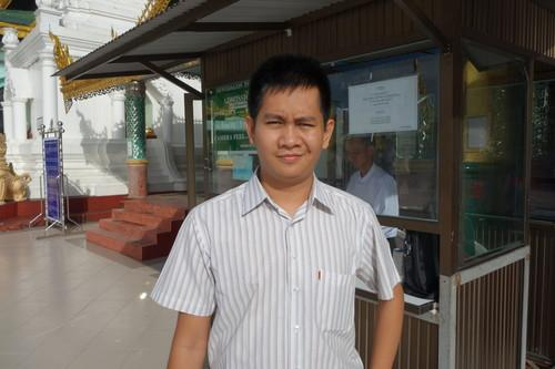 Local developer aims to bring mobile apps to Myanmar
