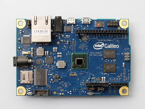 Users should have their hands on Intel's Galileo computer within two weeks