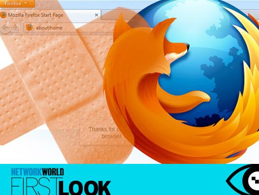 In Pictures: First look (and listen) -  Firefox 25