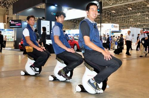 In Pictures: The wacky side of Ceatec