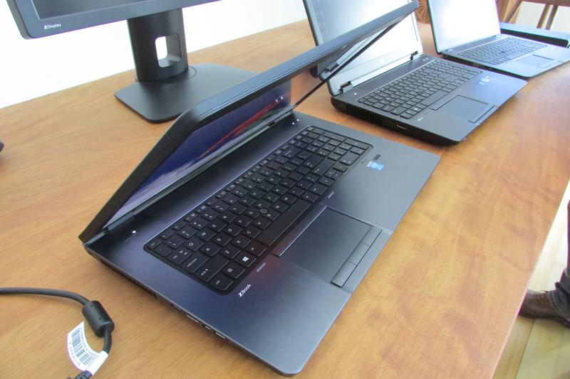 In pictures: HP Announces new EliteBook, ZBook business laptops