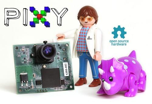 Open-source project aims to give vision to hobbyists' robots
