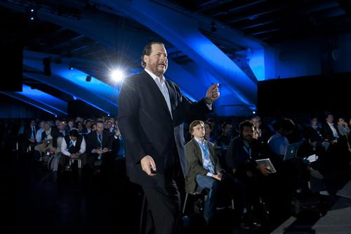 Salesforce at 15: Industry disruptor wards off midlife crisis