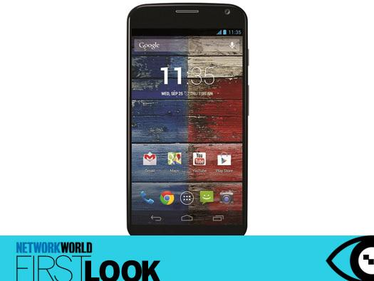 In Pictures: The Moto X