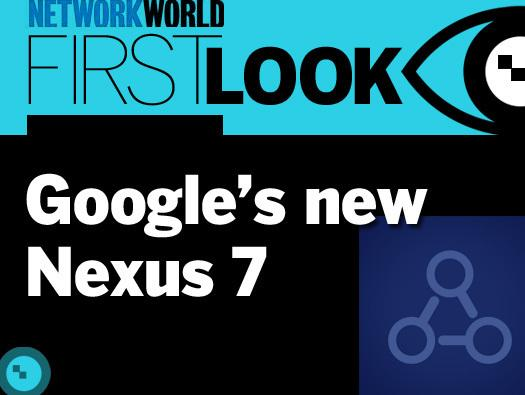 In Pictures: Google's new Nexus 7