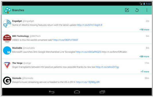 In Pictures: The 9 best free Twitter apps for Android